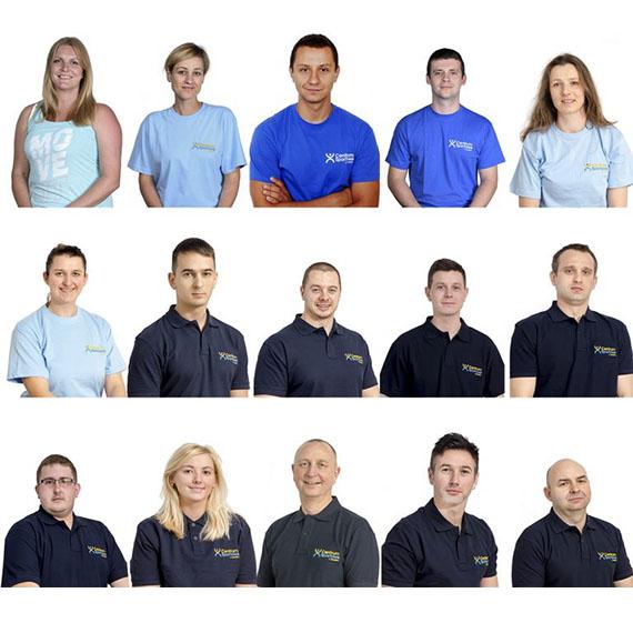 Zdjęcie grupowe instruktorów