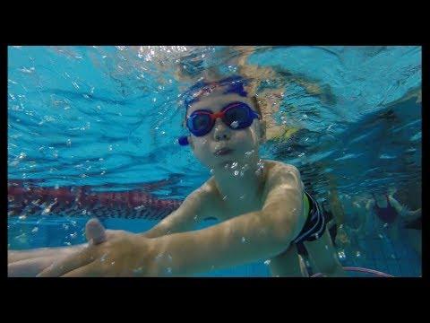 Pływanie do celu - Szkoła Pływania Frajda
