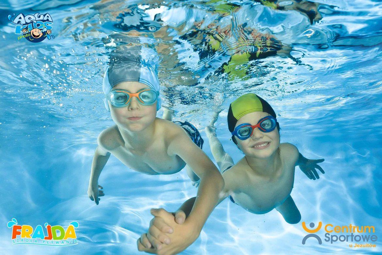 8946f25ee2f1 Szkoła Pływania Frajda. Grupowo czy Indywidualnie