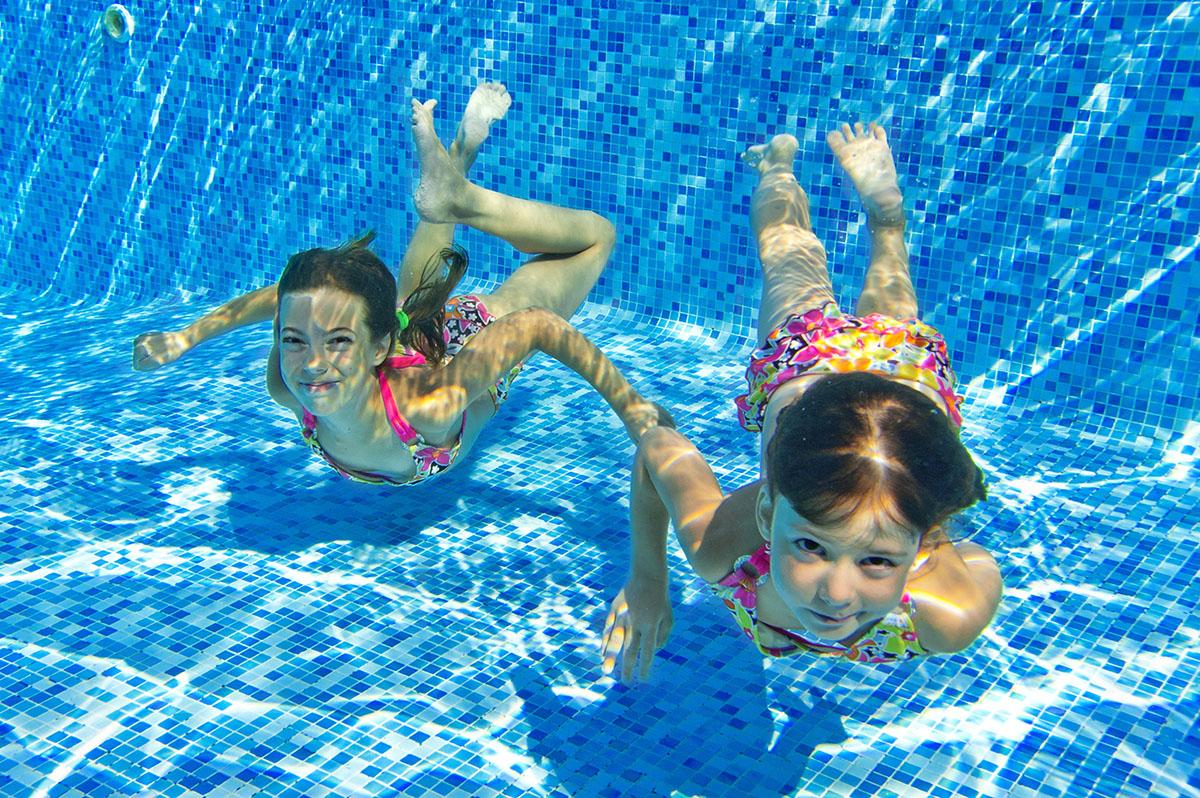 witamy w szkole pływania
